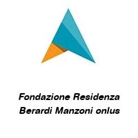 Fondazione Residenza Berardi Manzoni onlus
