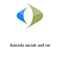 Azienda sociale sud est