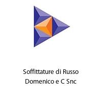Soffittature di Russo Domenico e C Snc