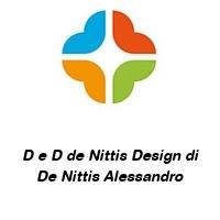 D e D de Nittis Design di De Nittis Alessandro