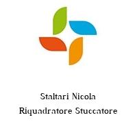 Staltari Nicola Riquadratore Stuccatore