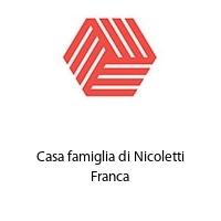 Casa famiglia di Nicoletti Franca