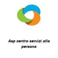 Asp centro servizi alla persona
