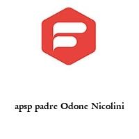 apsp padre Odone Nicolini