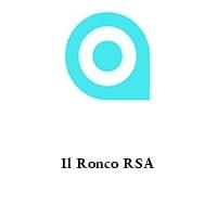 Il Ronco RSA