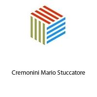 Cremonini Mario Stuccatore