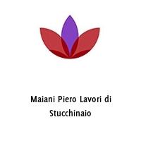 Maiani Piero Lavori di Stucchinaio