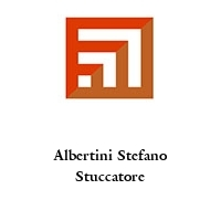 Albertini Stefano Stuccatore