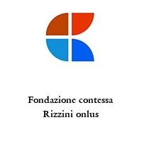 Fondazione contessa Rizzini onlus