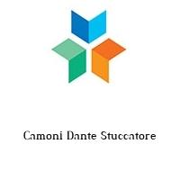 Camoni Dante Stuccatore