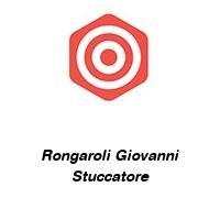 Rongaroli Giovanni Stuccatore