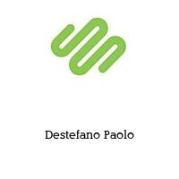 Destefano Paolo