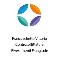 Franceschetto Vittorio Controsoffittature Rivestimenti Frangisole