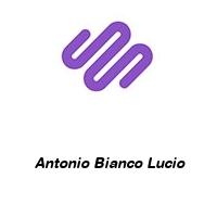 Antonio Bianco Lucio