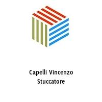 Capelli Vincenzo Stuccatore