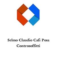 Selmo Claudio Cafi Posa Controsoffitti