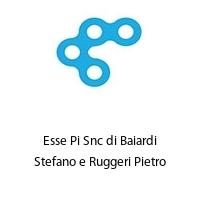 Esse Pi Snc di Baiardi Stefano e Ruggeri Pietro