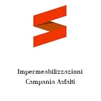 Impermeabilizzazioni Campania Asfalti