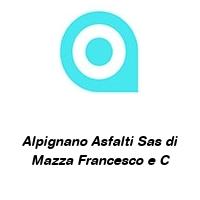 Alpignano Asfalti Sas di Mazza Francesco e C