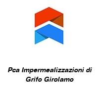 Pca Impermealizzazioni di Grifo Girolamo