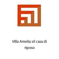 Villa Amelia srl casa di riposo