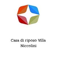Casa di riposo Villa Niccolini