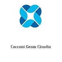 Cocconi Geom Claudio