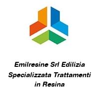 Emilresine Srl Edilizia Specializzata Trattamenti in Resina