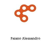 Paiano Alessandro