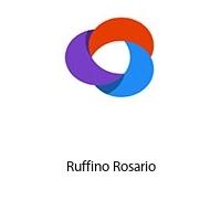 Ruffino Rosario