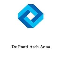 De Ponti Arch Anna