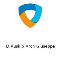 D Ausilio Arch Giuseppe