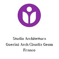Studio Architettura Guerini Arch Claudia Geom Franco