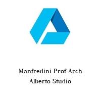 Manfredini Prof Arch Alberto Studio