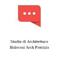 Studio di Architettura Malavasi Arch Patrizia