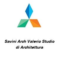 Savini Arch Valerio Studio di Architettura