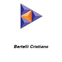 Bertelli Cristiano