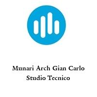 Munari Arch Gian Carlo Studio Tecnico