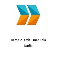 Baronio Arch Emanuela Nadia