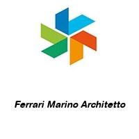 Ferrari Marino Architetto