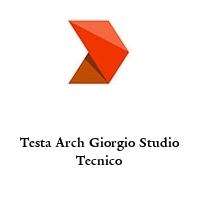Testa Arch Giorgio Studio Tecnico
