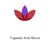 Vagnoni Arch Marco