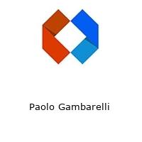 Paolo Gambarelli