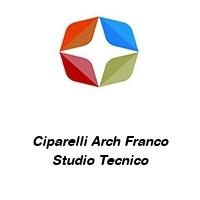 Ciparelli Arch Franco Studio Tecnico