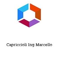 Capriccioli Ing Marcello