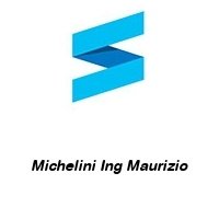 Michelini Ing Maurizio