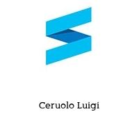 Ceruolo Luigi