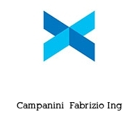 Campanini  Fabrizio Ing