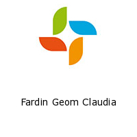 Fardin Geom Claudia