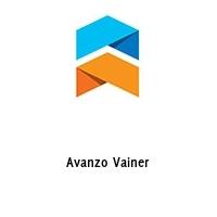 Avanzo Vainer